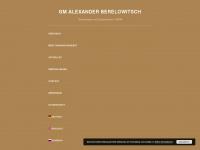 berelowitsch.de Webseite Vorschau
