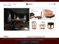 4-gastro.de Webseite Vorschau