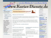 kurier-dienste.de