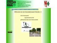 kvw-stendal.de Webseite Vorschau