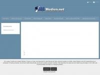 am-medien.net Webseite Vorschau