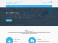 kinderphysiotherapie-rheinfelden.com Webseite Vorschau