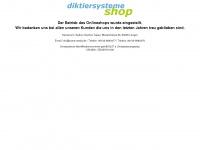 diktiersysteme-shop.de