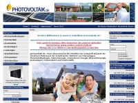 photovoltaik.de Webseite Vorschau