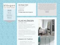 glas-spiegel-rahmen-kloesgen.de