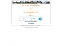 photovoltaik-in.de Webseite Vorschau