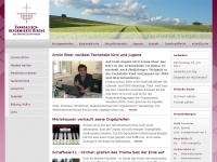 ref-sh.ch Webseite Vorschau