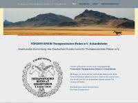 therapeutischesreiten-bielefeld.de