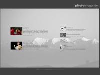 photoimages.de Webseite Vorschau