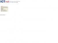 ictnet.ch Webseite Vorschau