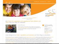 logopaedie-ziethen.de Webseite Vorschau