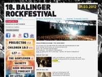 Balinger-rockfestival.de