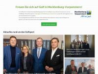 golfverband-mv.de