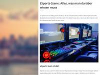 killerfish-esport.de Webseite Vorschau