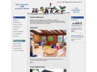 kita-familienzentrum-glehn.de Webseite Vorschau