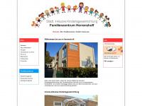 kita-familienzentrum-herrenshoff.de Webseite Vorschau