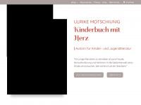 kinderbuchmitherz.at Webseite Vorschau