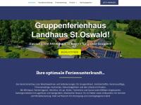 gruppenferienhaus.com