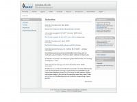 amateurfunk-mvp.de Webseite Vorschau