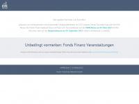 kvk-messe.de Webseite Vorschau
