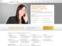 phonebox.de Webseite Vorschau