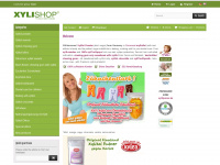 xylishop.de Webseite Vorschau