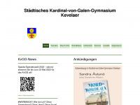 kvgg.de Webseite Vorschau