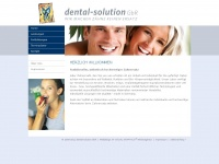 dental-solution.net Thumbnail