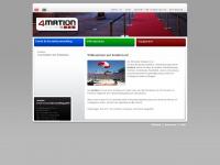 4mation.at Webseite Vorschau