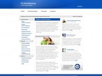 1a-versicherung.de Webseite Vorschau