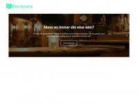 kvs-tours.de Webseite Vorschau
