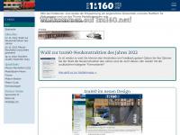 1zu160.com Webseite Vorschau