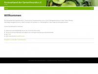 kleingartenverband-zossen.de