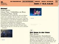 kinderstuecke.de Webseite Vorschau