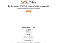 kwerky.de Webseite Vorschau