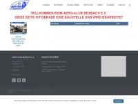 aeroclub-bexbach.de Webseite Vorschau