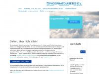 phosphatdiabetes.de