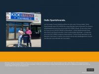 kickarena.com Webseite Vorschau