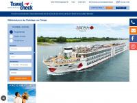 travel-check.de Webseite Vorschau