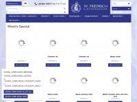 kirchenbedarf-friedrich.de Webseite Vorschau