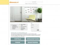 1reseller.at Webseite Vorschau