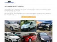 auto-werbeservice.de Webseite Vorschau