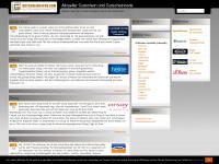 gutscheine4you.com Webseite Vorschau