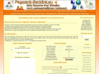 pagerank-backlink.eu