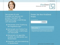firstdent.de