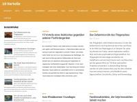 10vorteile.com Webseite Vorschau