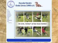 hundeverein-kreisunna.de Thumbnail
