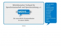 Mdvs.info