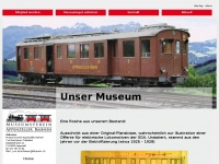 Bahnmuseum-appenzell.ch