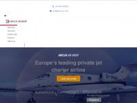 arcus-air.com